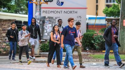 Georgia's colleges, universities seeing COVID-19 cases rising