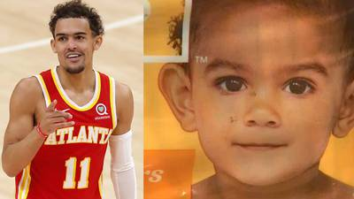 Trae Young 'look-alike' leads to massive diaper donation to metro charity
