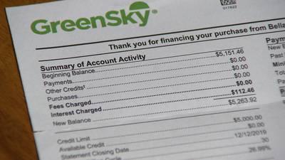 Federal regulators say Atlanta-based Greensky owes millions to customers