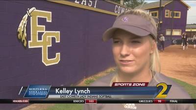East Coweta's Kelley Lynch: Montlick and Associates Athlete of the Week