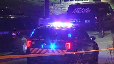 Person shot, killed just feet from Atlanta church, homes
