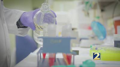 Life saving research halted during pandemic