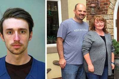 Wisconsin man accused of killing, dismembering dad as mom remains missing, cops say