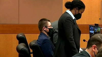 Spa shooting suspect enters not guilty plea in Fulton County
