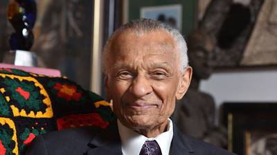 Civil Rights trailblazer C.T. Vivian laid to rest today in private funeral