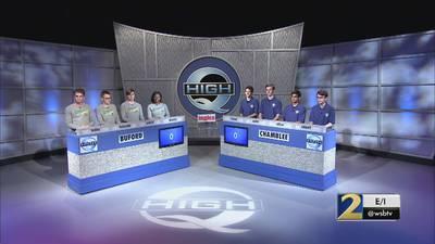Buford vs Chamblee Season 34 High Q 20-06