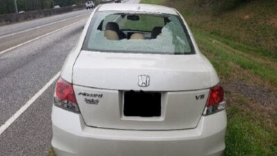Douglas Co. deputies search for car involved in Road Rage shooting