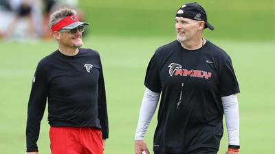 What will the NFL Draft held virtually look like for Atlanta Falcons?