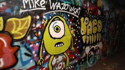 PHOTOS: Krog Street Tunnel in Atlanta