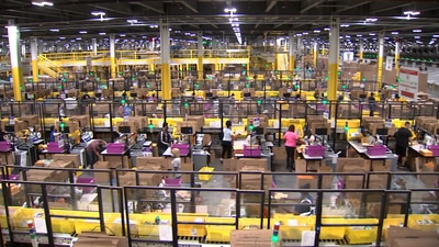 Metro Amazon employees speak out about warehouse conditions