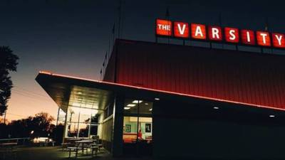 Take home a piece of history as The Varsity in Athens closes its doors after nearly 100 years
