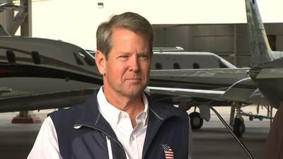 Gov. Kemp calls president's newest COVID-19 vaccination plan 'blatantly unlawful overreach'