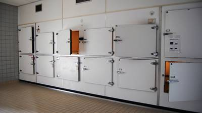 Georgia county expanding morgue space due to 'significant increase' in COVID-19 deaths