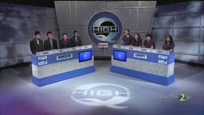 Wheeler vs Lovett Season 34 High Q 20-21