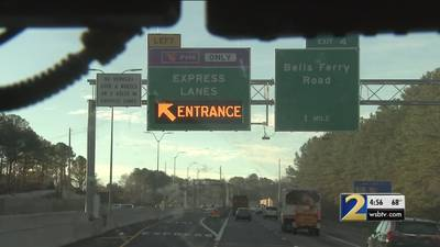 Tens of thousands of drivers are using express lanes. But are they working?