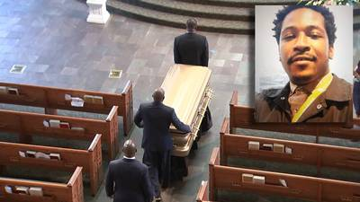 Hundreds show up to pay final respects to Rayshard Brooks