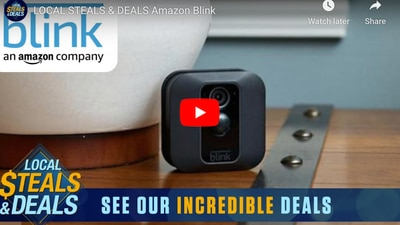 Local Steals and Deals with Amazon Blink, Birdie and CleanKey