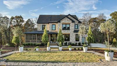 PHOTOS: Tour, buy Atlanta home built on HGTV