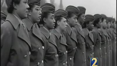 Families continue their fight for WWII all-Black female battalion to be remembered