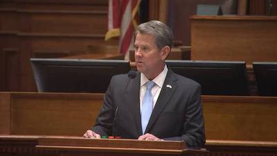 Gov. Kemp says 'mixed messaging' from White House causing confusion over COVID-19 vaccination