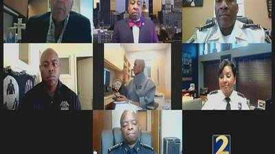 WSB-TV Gets Real: Challenges faced by Black law enforcement leaders during times of racial unrest