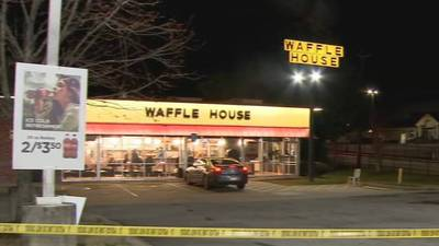 Customer charged, 2 teens shot over car break-in at Atlanta Waffle House