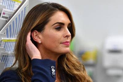 Who is Hope Hicks? 10 things to know about the counselor to President Trump