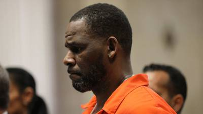 R. Kelly found guilty of racketeering, sex trafficking charges