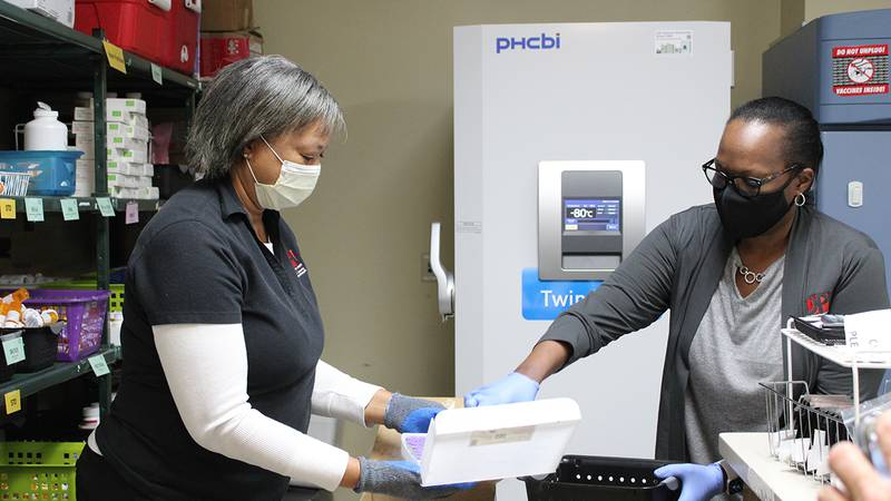 QUICK LINKS: Here's where you can get COVID-19 vaccines around metro Atlanta