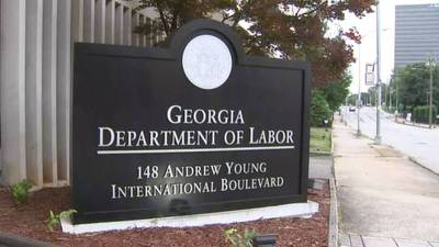 Georgia unemployment rates hits lowest point since before the pandemic