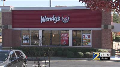 Metro Atlanta Wendy's hit with 20+ health code violations