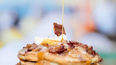Enjoy Elvis-inspired pancakes this week