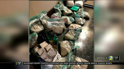 DEA shows off largest heroin bust in Georgia history; 'prolific' dealer tied to Mexican cartel arrested, officials say