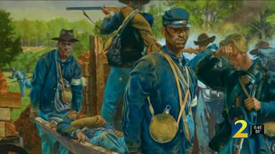 Black Civil War soldier honored 157 years later thanks to one man's determination