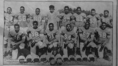 Georgia high school's all black football team recognized for championship 50 years later