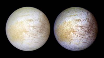 NASA: Evidence of water vapor found on Jupiter moon
