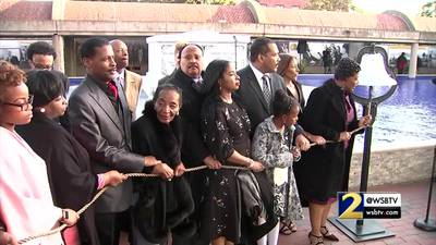 Bernice King reflects on her father's legacy on 50th anniversary of MLK's death