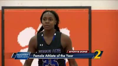 Westlake's Raven Johnson: Montlick & Associates 2021 Female Athlete of the Year
