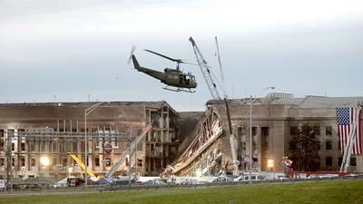 Former Pentagon Health Clinic Chief, retired Fire Captain reflect on 9/11 attack 20-years later