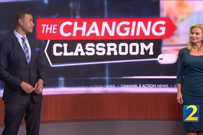 The Changing Classroom (March 2021)