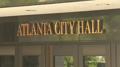 Candidates for Atlanta's mayor officially getting their names on the ballot