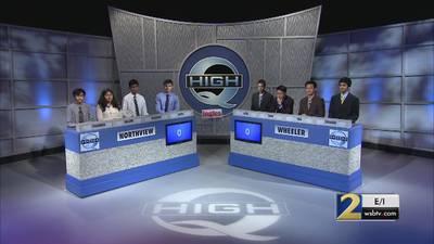 Northview vs Wheeler Season 34 High Q 20-09