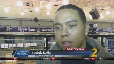 Pace Academy's Isaiah Kelly: Montlick & Associates Athlete of the Week