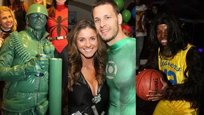 Top costumes at Halloween parties across Atlanta