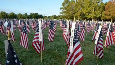 PHOTOS: 9/11 ceremonies across North Georgia