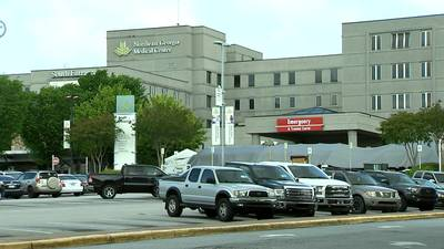 ICUs and ERs in crisis: Doctor warns that Georgia health care system is maxed out