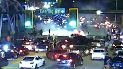 Nearly 100 drivers cited, 2 cars impounded after weekend street racing in Atlanta