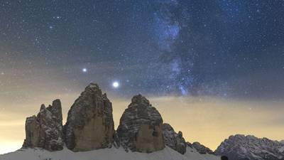 Christmas Star: Jupiter, Saturn to align in rare event not seen in 800 years