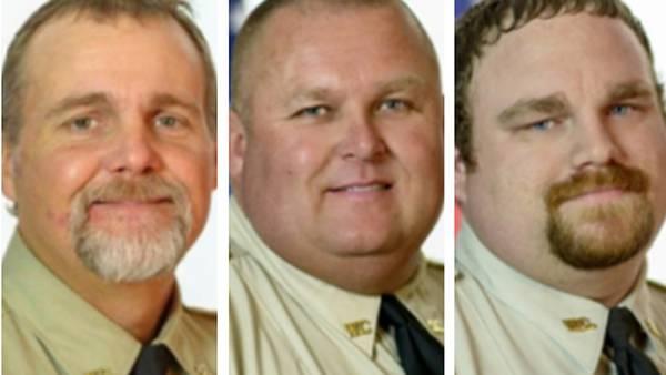 Murder trial of 3 Georgia deputies accused of killing man in custody ends in mistrial