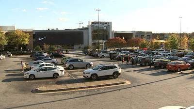 The new chaperone rules for teens at Lenox square are set to start today